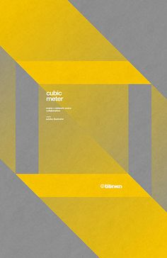 Shape - the transparent overlays of the yellow tones create the interesting shapes and division lines between the shapes. Simple Poster Design, Minimalist Poster Design, Graphic Design Posters, Graphic Design Typography, Graphic Design Illustration, Graphic Design Inspiration, Layout Design, Poster Layout, Poster Ideas