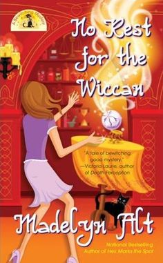 Another great cozy mystery series