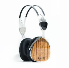 For the lovers of all things classic. The music fans who pay attention to details. The sophisticated and stylish can't-leave-home-without-my-headphones types. Each pair of LSTN Troubadours is individually handcrafted from real wood.