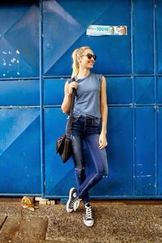 How to Chic: CANDICE SWANEPOEL - STREET STYLE