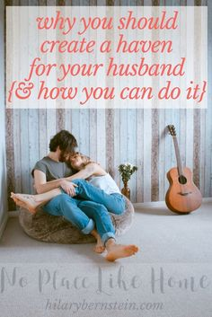 If you're a wife, one way to show your hubby he's welcomed, wanted, and appreciated is to create a haven for your husband. Failing Marriage, Marriage Help, Biblical Marriage, Marriage Relationship, Happy Marriage, Marriage Advice, Love And Marriage, Marriage Goals, Successful Marriage
