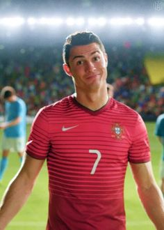 Cristiano Ronaldo Nike Ad for 2014 World Cup http://bit.ly/ViveLaFiestaConCPX