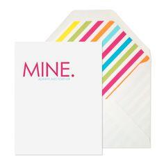 mine.  sugar paper.
