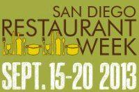 Engage in a Tasteful Extravaganza at San Diego Restaurant Week! September 15-20