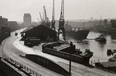 Sirkka-Liisa Konttinen Quayside, Newcastle, 1971.