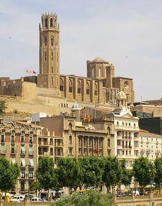 Lleida - La Seu Vella
