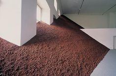 Magdalena Jetelova - Domestication of a Pyramid #installation #art