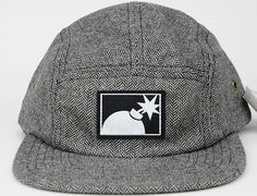 Herring 5-Panel Cap by THE HUNDREDS