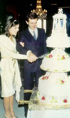 Verena's Royal Wedding Site:  Princess Caroline's second marriage to Stefano Casiraghi (who died in 1990) in 1983