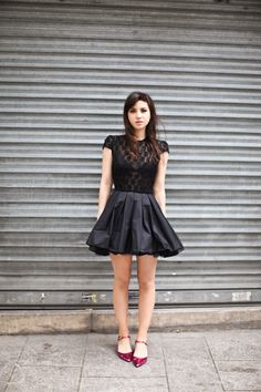 paris fashion blog, betty