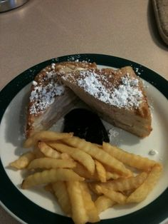 Bennigans Monte Cristo Sandwich Recipe - Deep-fried.Food.com: Food.com