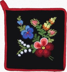 Övrigt | floda-hemslojd Scandinavian Embroidery, Swedish Embroidery, Wool Embroidery, Folk Clothing, Textiles, Pattern Art, Folklore, Hand Painted, Stitch