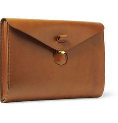Tarnsjo GarveriIcon MacBook Leather Portfolio