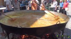 Comment faire une paella pour 400 personnes