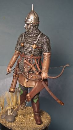 Turanic warrior- Kuman/ kıpçak