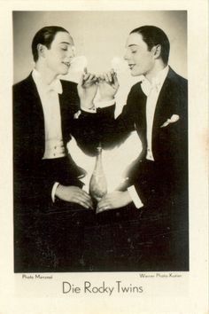The Rocky Twins 1928