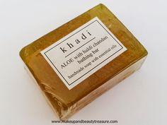 Khadi Handmade Soaps Review | Makeup and Beauty Treasure