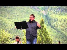 "Shane Koyczan - ""Heaven, or Whatever"" (Banff Shaw Amphitheatre) - YouTube"