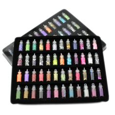 Cheap nail art charms, Buy Quality nail charms directly from China glitter rhinestone Suppliers: Nail art charms kit contains 48 different random nail art pearls/sequin/glitter powder/acrylic/rhinestone + Christmas decal Pearl Nail Art, Pearl Nails, Rhinestone Nails, Nail Art Set, 3d Nail Art, Diy Nail Decorations, Powder Manicure, Manicure Set, Manicure Tips