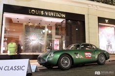 Aston Martin DB4 Zagato  For more informations, please visit www.astonmartin-zagato.net