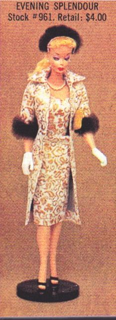A site to showcase collections of Vintage Barbie dolls and fashions.