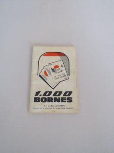 46 meilleures images du tableau vintage mille bornes jeux de cartes graphisme et jeux de soci t. Black Bedroom Furniture Sets. Home Design Ideas