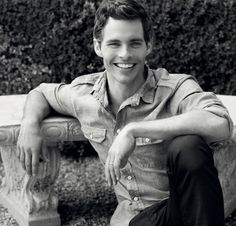 James Marsden...it's the smile that really gets me <3