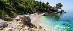 Beach Šiba - Mlini - Dalmatia - Dubrovnik - Croatia