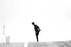 Stylish Graphic design and Brand Identity for Peak Running