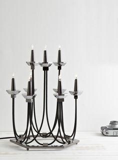 Jette Candelabra Table Lamp - BHS