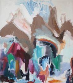 """Saatchi Art Artist Fahar Al-salih; Painting, """"The Door To Heaven"""" #art"""