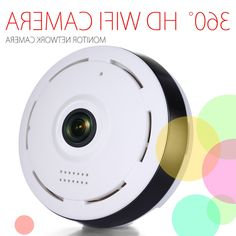 29.45$  Buy here - https://alitems.com/g/1e8d114494b01f4c715516525dc3e8/?i=5&ulp=https%3A%2F%2Fwww.aliexpress.com%2Fitem%2F2016-NEWST-360-Degree-Panoramic-Cctv-Camera-Smart-IPC-Wireless-IP-Fisheye-Camera-P2P-960P-HD%2F32768884880.html - 2016 NEWST 360 Degree Panoramic Cctv Camera Smart IPC Wireless IP Fisheye Camera P2P 960P HD Security Home Wifi Camera
