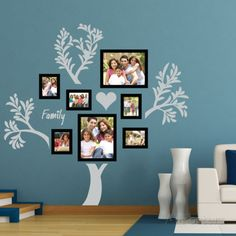 Lovely Family Tree Wall Decal at AllPosters.com
