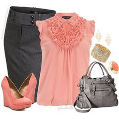 Fashion Cents #14, created by sparklemar on Polyvore