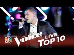 "▶ The Voice 2014 Top 10 - Chris Jamison: ""Uptown Funk"" - YouTube"