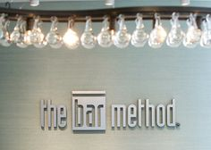 The Bar Method Brooklyn http://www.milesfitter.com/2015/10/the-bar-method-brooklyn.html