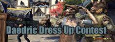 Daedric Dress Up Contest of TESO