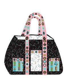Notions Bag Pattern Tutorial Sewing
