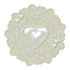 Valentine Lace Tutorial