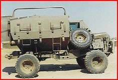 SADF.info Buffel Armoured Troop Carrier