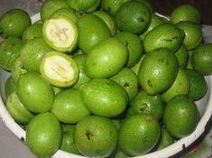 Противоопухолевая настойка из зеленых грецких орехов Avocado, Lime, Fruit, Health, Recipes, Food, Medicine, Limes, Lawyer