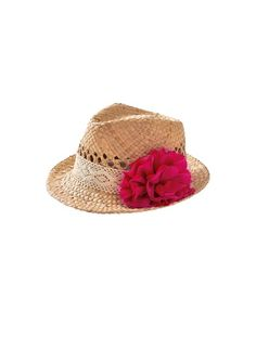 #Sombrero de #paja, ¡para que no toque un rallo de sol de más!