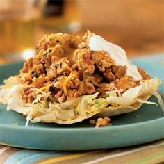 Get out of the ground beef grind and use easy, economical ground chicken for a variety of recipes from burgers and chili to tostadas and calzones.