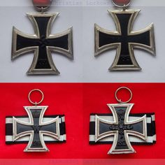 1939 and an 1914 Medal Honor, Grand Cross, World War I, Crosses, Knights, Type 3, Wwii, Awards, Iron