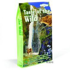Taste of the Wild - Rocky Mountain Feline 2,27kg 14,90€, saa toki tilata myös isomman koon :)