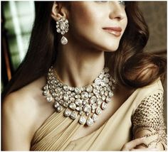 Latest trends in Indian Bridal Jewelry
