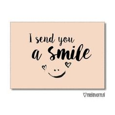 Love & hug Quotes : - Quotes Sayings Hug Quotes, Smile Quotes, Words Quotes, Sayings, Dutch Quotes, I Sent You, Love Hug, Get Well Cards, Happy Thoughts