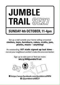 Jumble Trail SE27