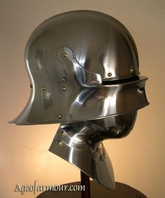 German Sallet (looking for references)