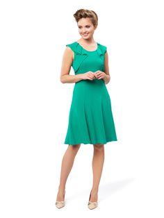 Rara Dress   Tropical Green   Dresses